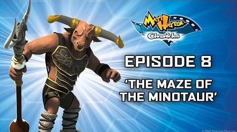 The Maze Of The Minotaur