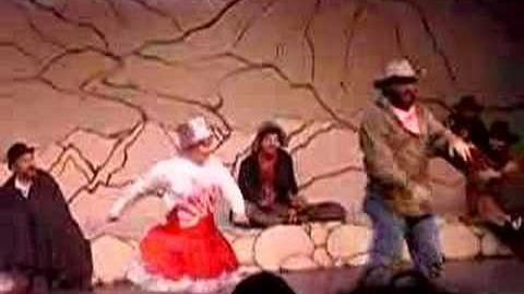Cannibal! The Musical Lets Build a Snowman