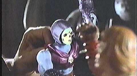 1986 Mattel He-Man Commercial