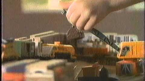 1990 Hot Wheels Commercial