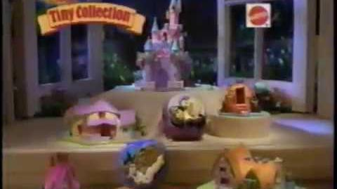 Disney Tiny Collection - Commercial - Mattel - Polly Pocket (1996)