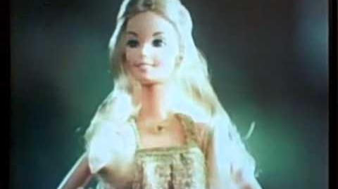 1978 Mattel Fashion Photo Barbie doll TV commercial