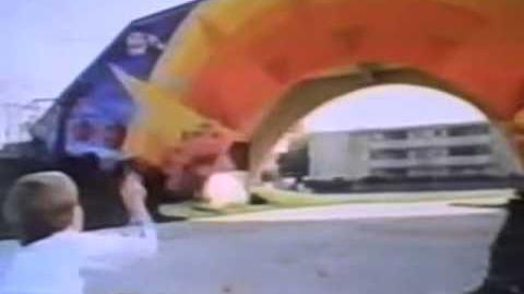 1978 Mattel Drive Command Radio Control Ferrari TV commercial