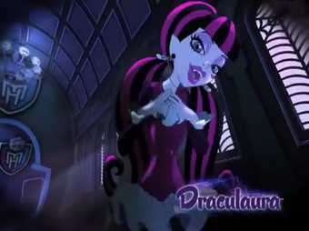 Draculaura-Fright Song