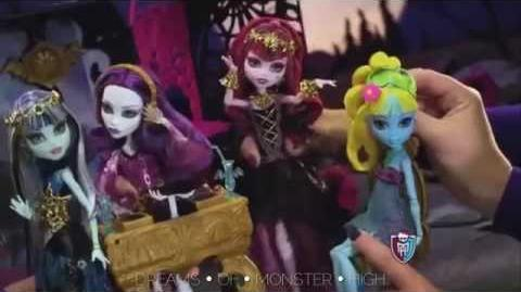 Monster High - 13 Wishes Commercial! ᴴᴰ