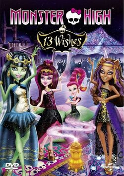 Monster High - 13 Wishes