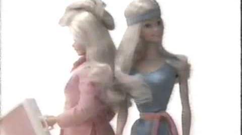 1985 Mattel Barbie Dollar Days commercial.