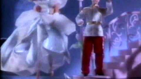 1992 Mattel Cinderella Commercial