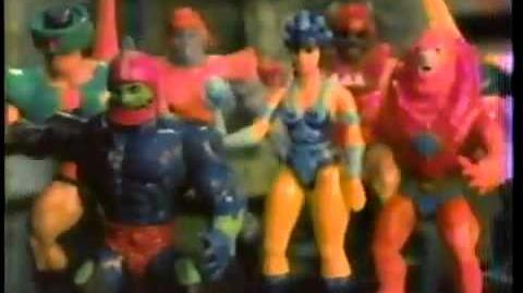 Mattel (1983) He-Man And The Masters of the Universe Toy Commercial