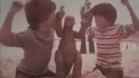 Mattel's Godzilla Shogun Warrior commercial
