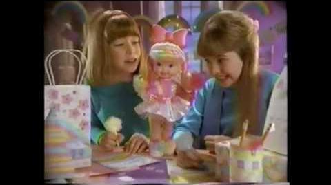 Penni Secrets by Mattel Commercial