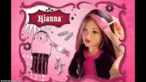 2005 Mattel Teen Trends dolls commercial