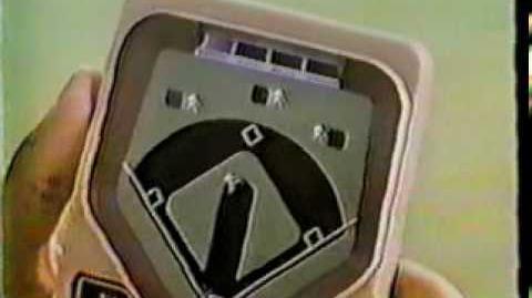 Commercial - mattel electronics baseball (1979)