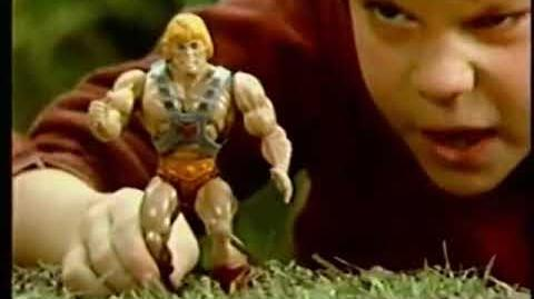 Mattel - He-Man & The Masters Of The Universe - Trap Jaw (Commercial, 1983)