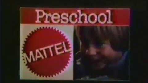 Corey Feldman 1976 Mattel Putt-Putt All Aboard Motor Railroad Commercial