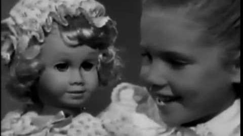 Mattel Chatty Cathy Doll 1960 TV Commercial