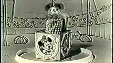 VINTAGE 1960's MATTEL TOY COMMERCIAL - MOUSEKETAR