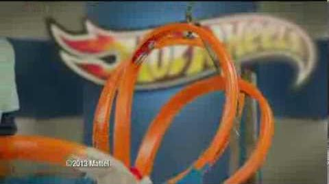 TV Commercial - Mattel - Hot Wheels - Triple Track Twister - Go Fir It