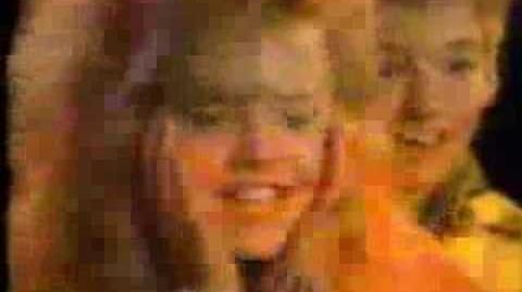 1980's Barbie and the Rockers Commercial Mattel