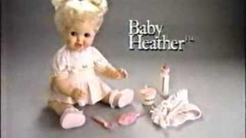 Baby Heather Commercial