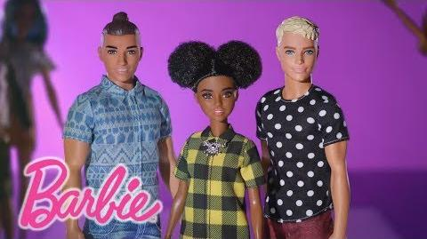 Meet the New Crew Fashionistas Barbie
