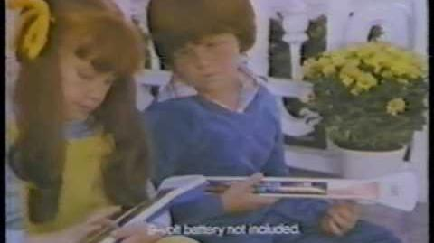 1979 Mattel Magical Musical Thing Commercial