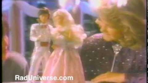 """Barbie """"Jewel Secrets"""" - 1986 Commercial"""