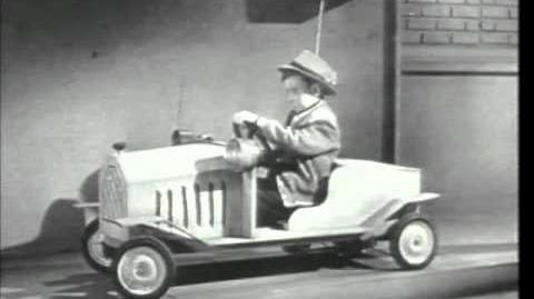 Mattel - Snub Nose .38 Pistol - Vintage Toy Commercial