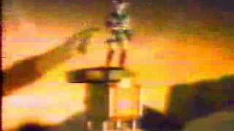 1980's Bravestarr Commercial Mattel