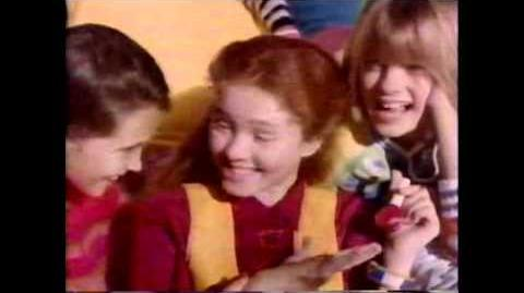 1990 Just My Style Nail Decorator Commercial