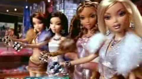 Mattel MyScene My Bling Bling Commercial *2005*