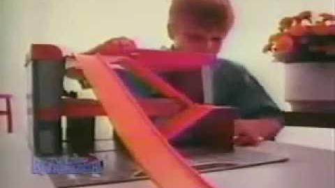 Mattel Hot Wheels Commercial
