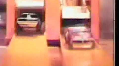 1970 Mattel Hot Wheels Rod Runner Set Commercial