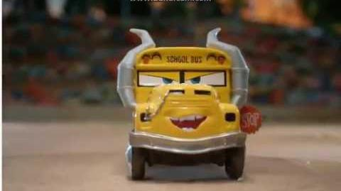 Cars 3 Mattel COMMERCIAL Toy 2017 NEW!!!