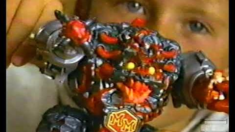 Mattel Mighty Max Magus Commercial 1994