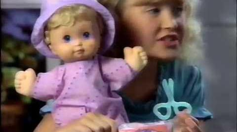 Magic Nursery First Surprise Babies commercial (1991)