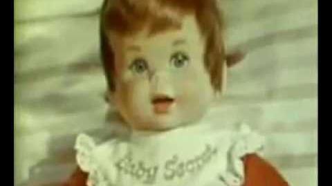 Mattel's New Baby Secret Commercial (1965)