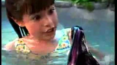 Color Splash Pocahontas MATTEL Doll Commercial