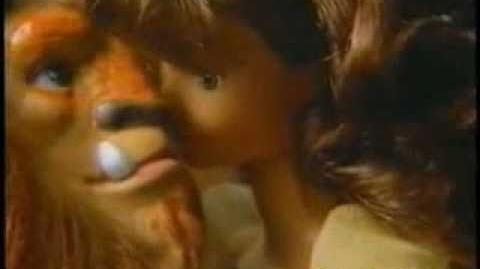 Beauty And The Beast MATTEL Dolls Commercial