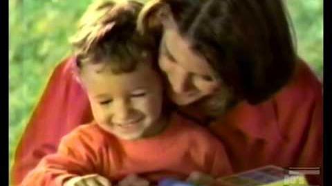 Mattel Story Maker See N Say Commercial 1992