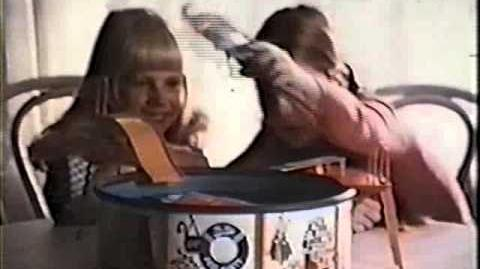 1973 Mattel Barbie Pool Party Commercial