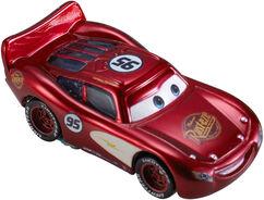 Radiator Springs McQueen Cars
