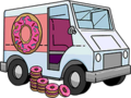 Truckload of 300 Donuts