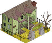 Tapped Out Haunted Condo
