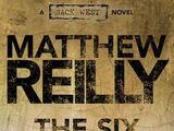 The Six Sacred Stones (novel)