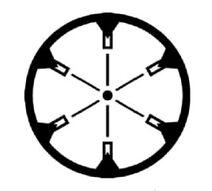The machine symbol pafho91