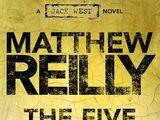 The Five Greatest Warriors (novel)