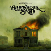 A Shipwreck in the Sand (Silverstein album - cover art)