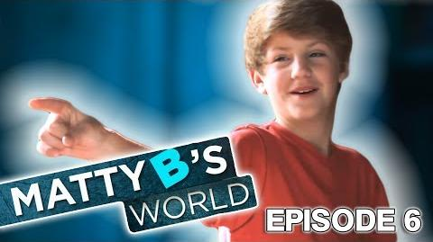 """MattyB's World - Episode 6 """"Run This Town"""""""