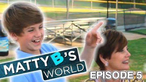 """MattyB's World - Episode 5 """"The Golden Egg"""""""